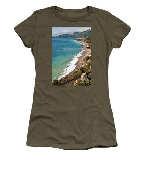 Sicilian Sea Sound Women's T-Shirt