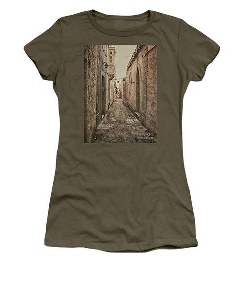 Side Street Malta Women's T-Shirt