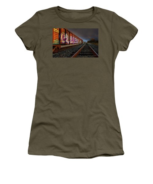 Sidetracked Women's T-Shirt