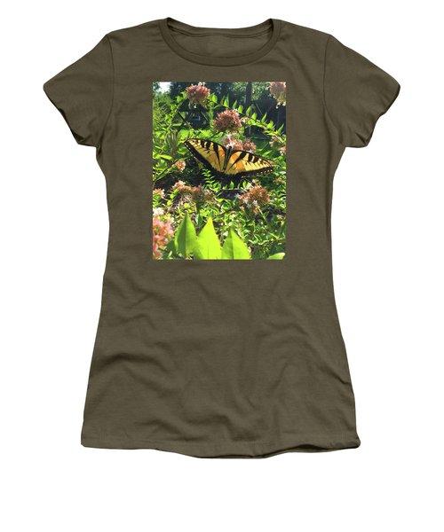 Silence Of Nature Women's T-Shirt