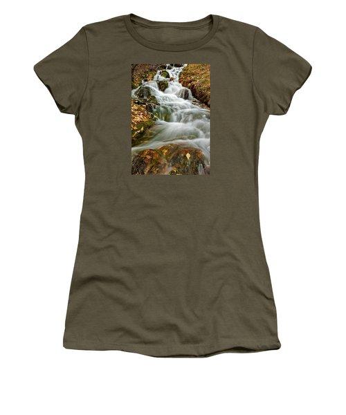 Silky Waterfall Women's T-Shirt