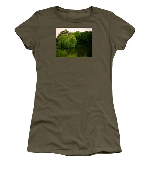 Silver Creek Summer Of 2015 Women's T-Shirt (Athletic Fit)