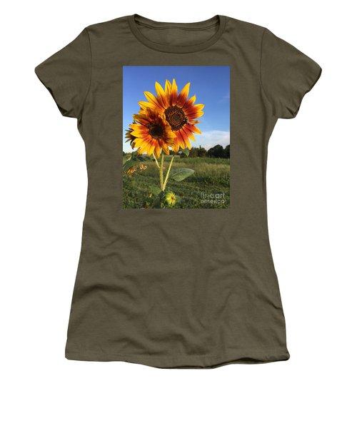 Sunflower  Beauty Women's T-Shirt