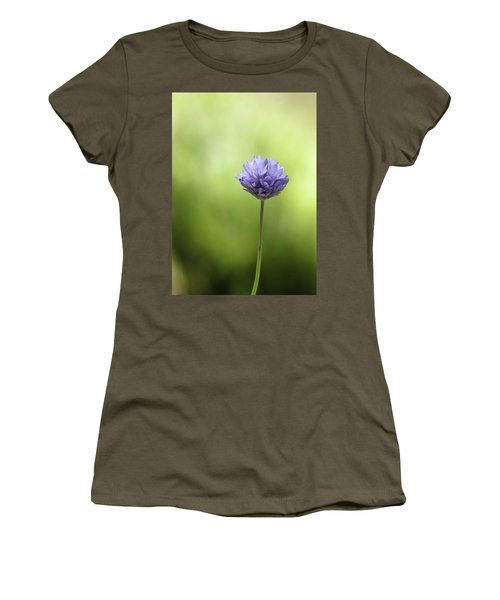 Simply Blue Women's T-Shirt (Athletic Fit)