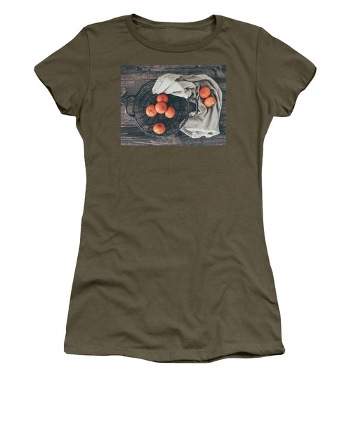 Women's T-Shirt (Athletic Fit) featuring the photograph Simply Sweet by Kim Hojnacki