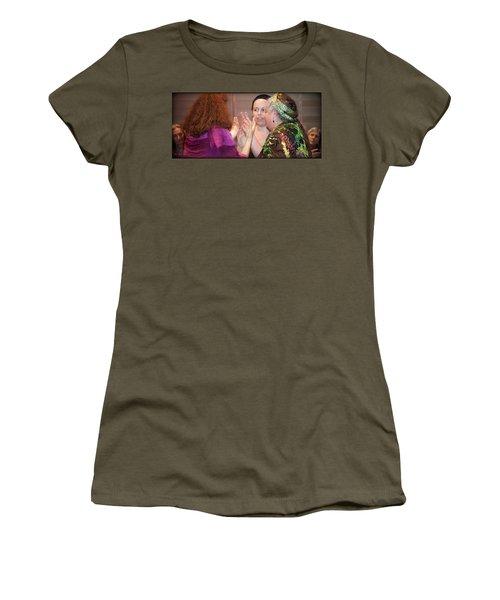 Singing Hands - Women's T-Shirt