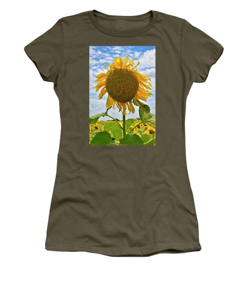 Sister Golden Hair Women's T-Shirt