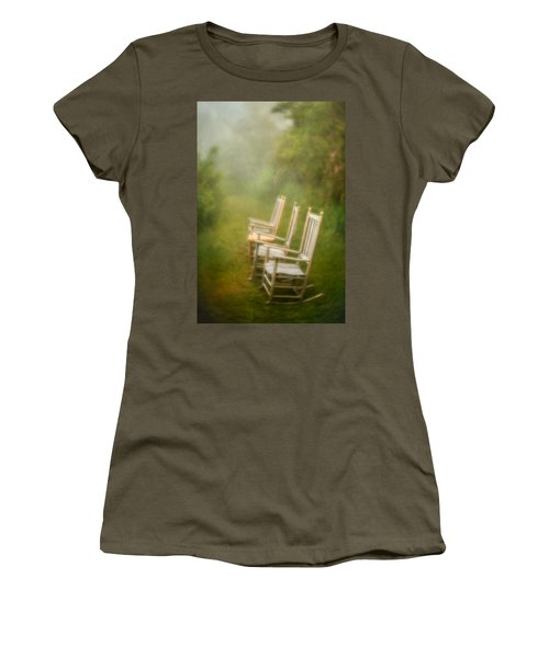 Sit A Spell Women's T-Shirt
