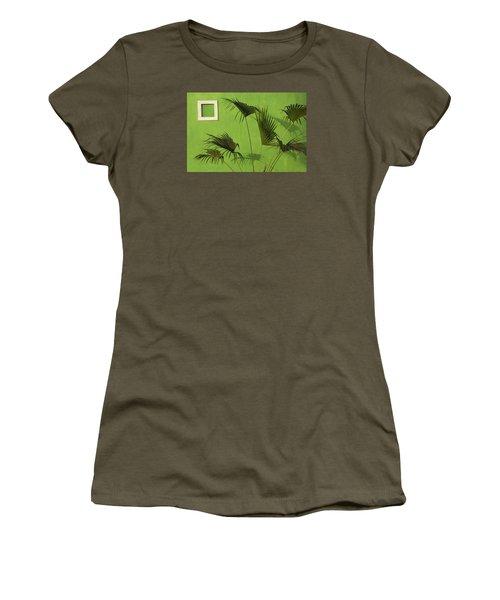 Skc 0683 The Nature Outside Women's T-Shirt (Junior Cut) by Sunil Kapadia