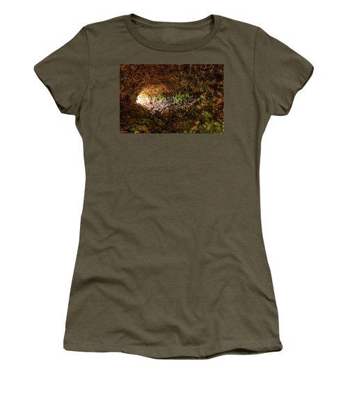 Skull Cave Women's T-Shirt