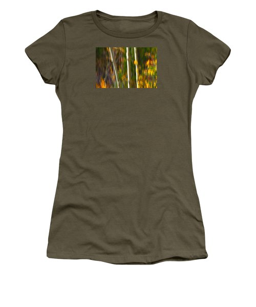 Slipping Through  Women's T-Shirt