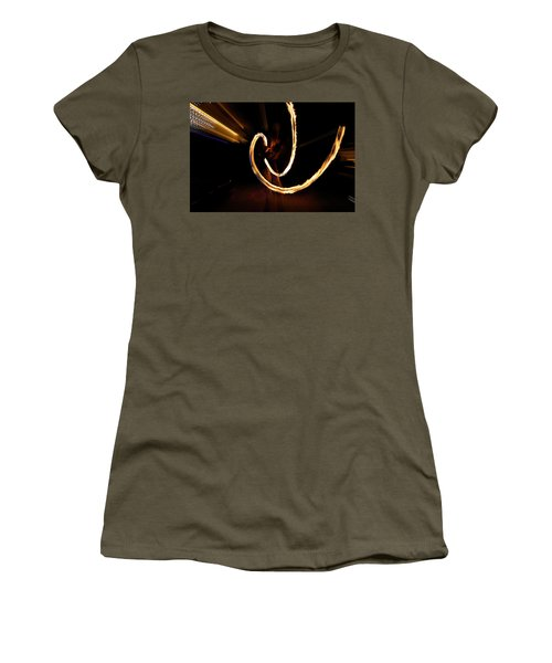 Slow Motion Women's T-Shirt (Athletic Fit)
