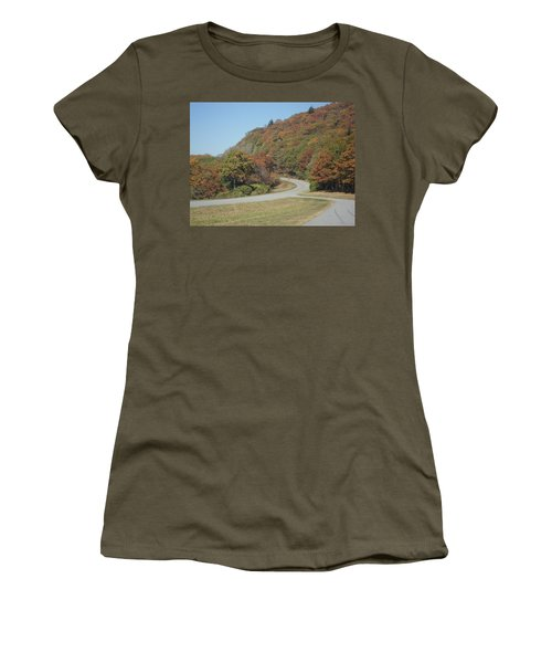 Smokies 9 Women's T-Shirt (Junior Cut) by Val Oconnor