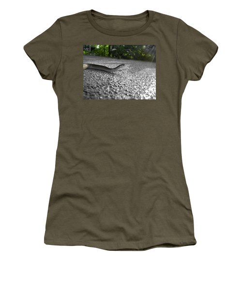 Snake In The Sun Women's T-Shirt