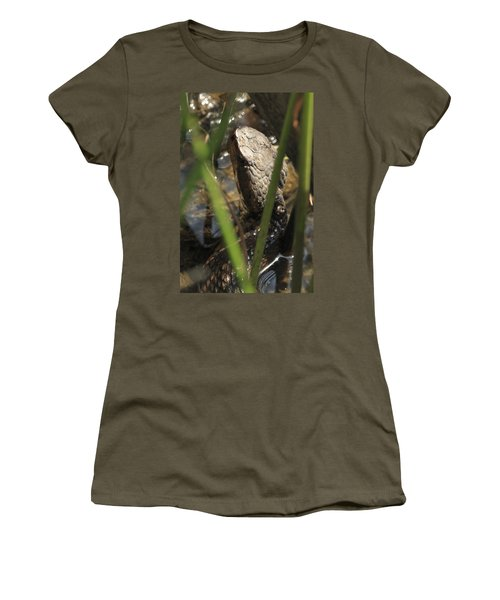 Snake In The Water Women's T-Shirt