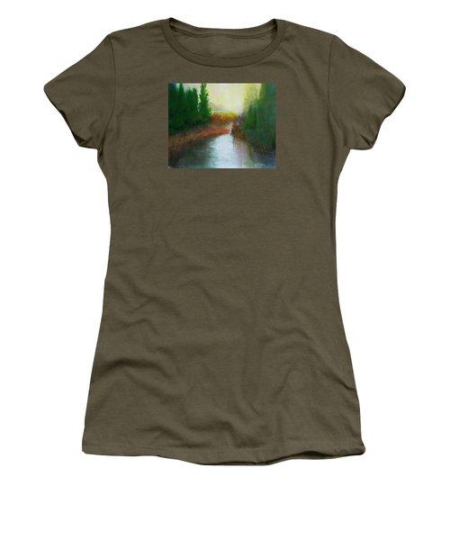 Snake River Canoe Trip Women's T-Shirt