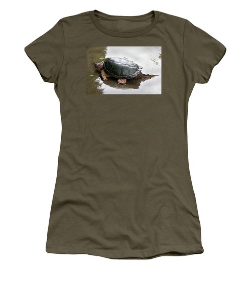 Snapping Turtle Women's T-Shirt