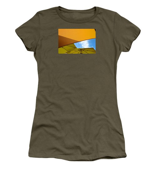 Sneak Peak Women's T-Shirt (Athletic Fit)