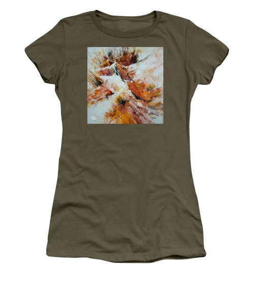 Snow In The Canyon Women's T-Shirt