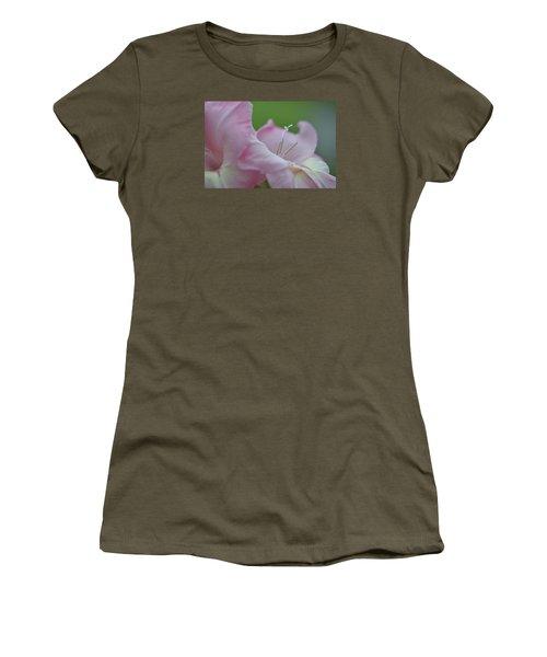 So Glad Women's T-Shirt (Junior Cut) by Teresa Tilley
