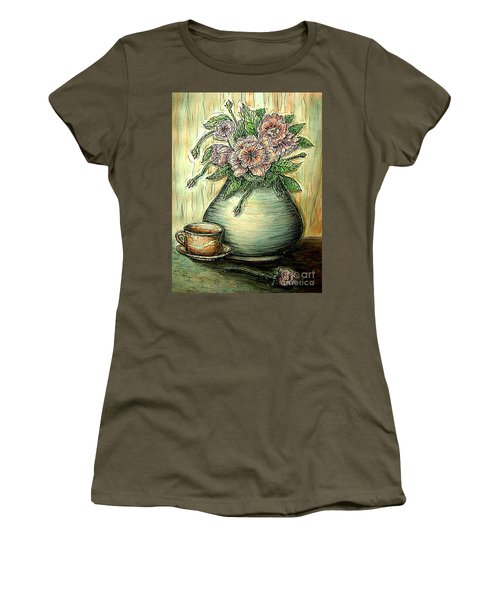 So Serene Women's T-Shirt (Athletic Fit)