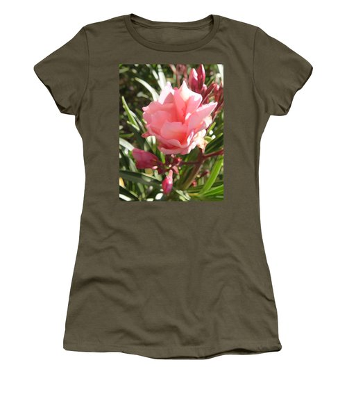 Soft Pink Blush Women's T-Shirt