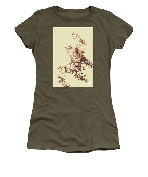 Solace Of Spirit Within Women's T-Shirt