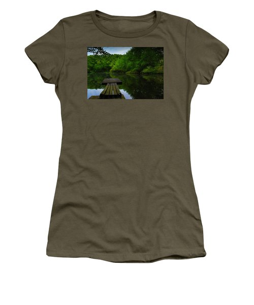 Solitudes  Women's T-Shirt