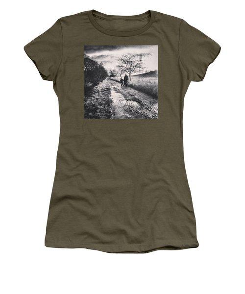 *sonntagsspaziergang  #landscape Women's T-Shirt