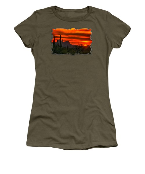 Sonoran Sunset H38 Women's T-Shirt
