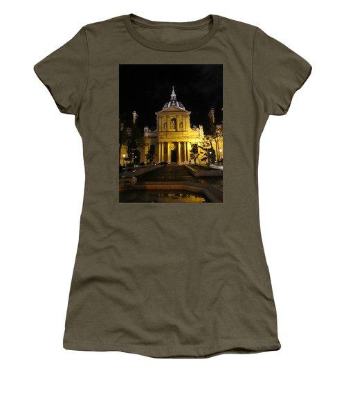 Sorbonne Night Women's T-Shirt