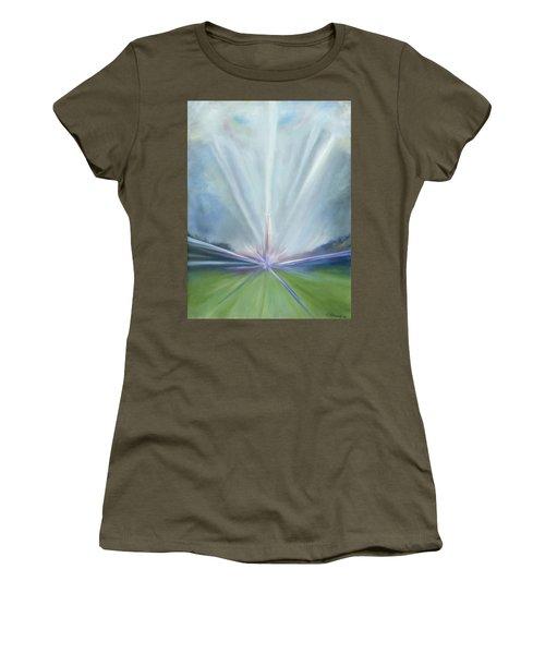 Soul Blastoff Women's T-Shirt (Athletic Fit)