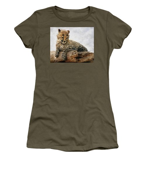 Sour Puss Women's T-Shirt (Athletic Fit)