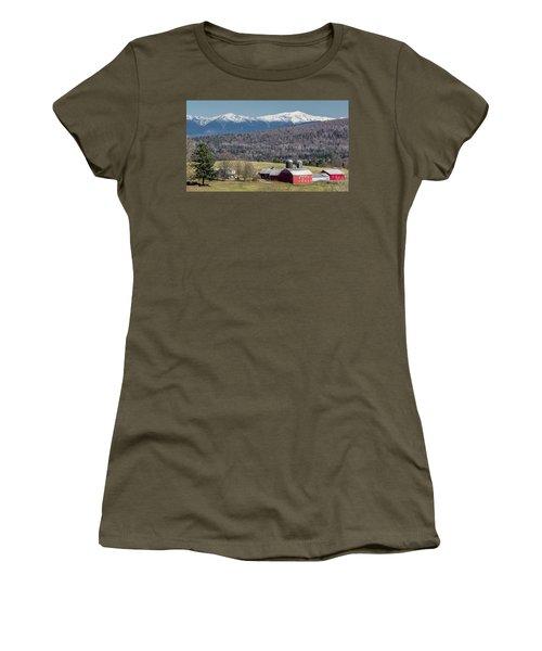 South Kirby Spring Women's T-Shirt