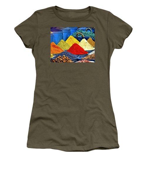 Spice Market In Casablanca Women's T-Shirt