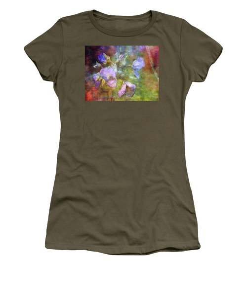 Spiderwort 1398 Idp_2 Women's T-Shirt