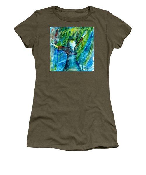 Spirit Move Women's T-Shirt (Athletic Fit)