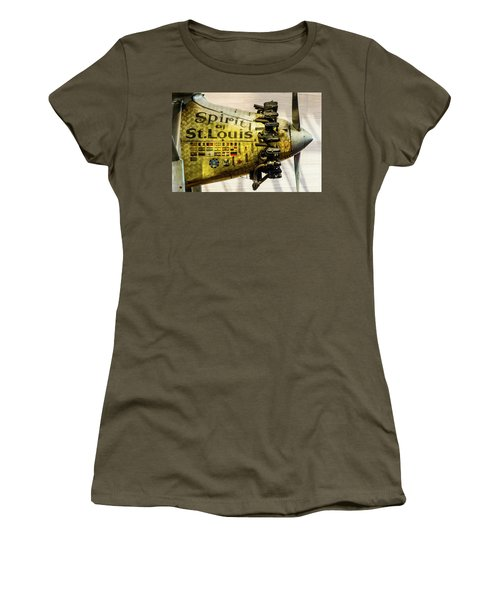 Spirit Of St Louis Women's T-Shirt