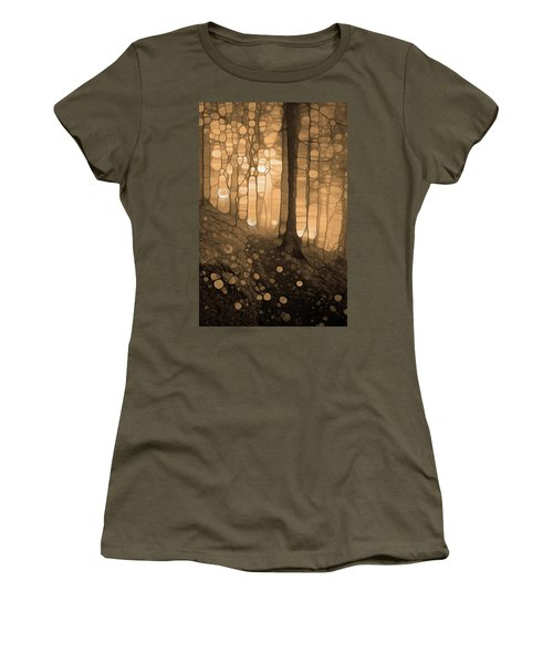 Spirits In The Forest Women's T-Shirt