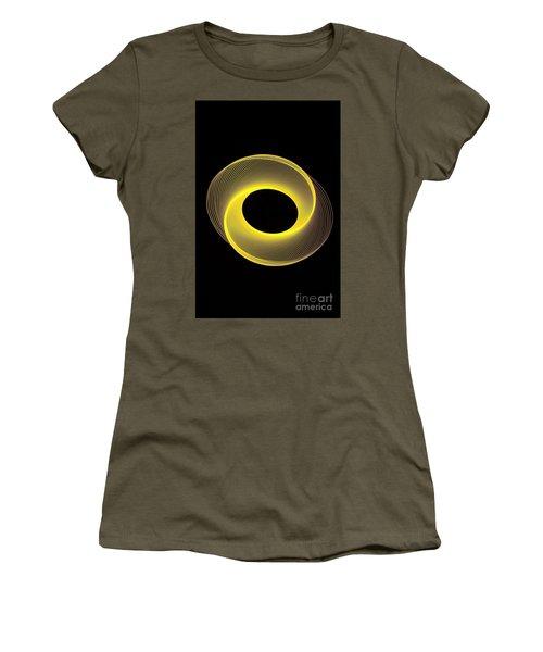 Spirograph Spiral 09 Women's T-Shirt