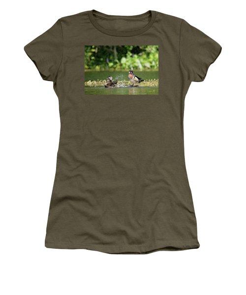 Splish Splash Women's T-Shirt