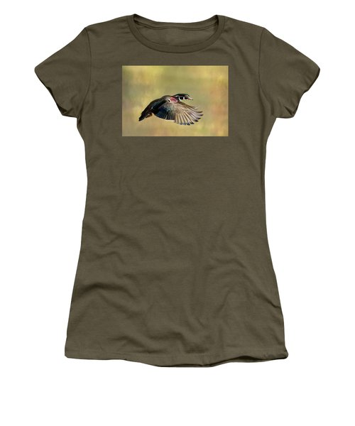 Spread Your Wings Women's T-Shirt (Athletic Fit)