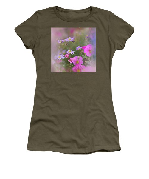 Spring Garden 2017 Women's T-Shirt (Athletic Fit)