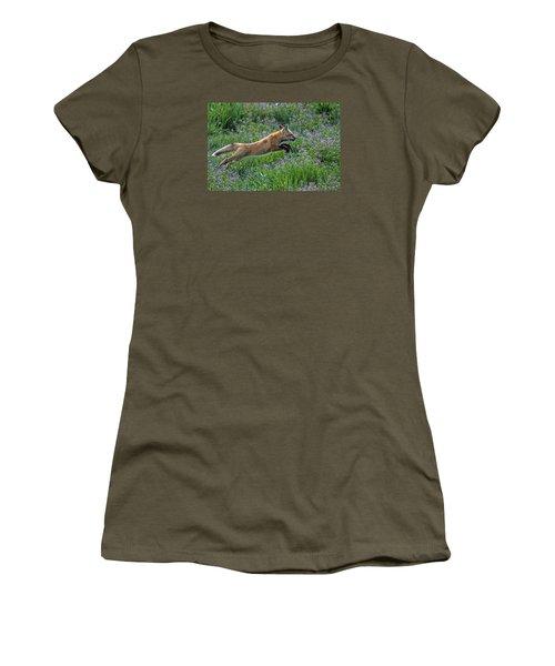 Spring Kit Women's T-Shirt (Junior Cut) by Alana Thrower