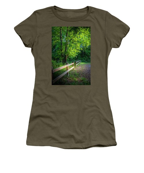 Spring Leaves Women's T-Shirt