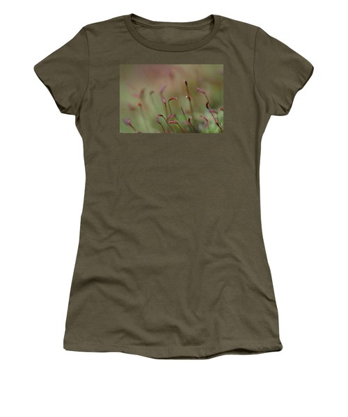Spring Macro5 Women's T-Shirt (Athletic Fit)