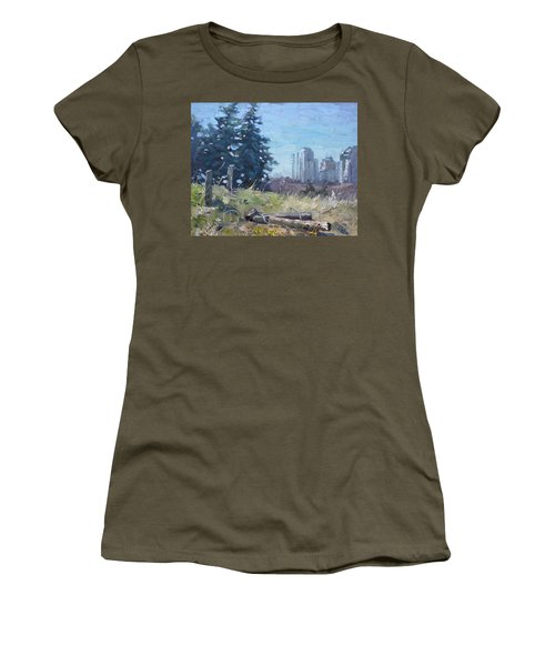 Spring Over The Hills Women's T-Shirt