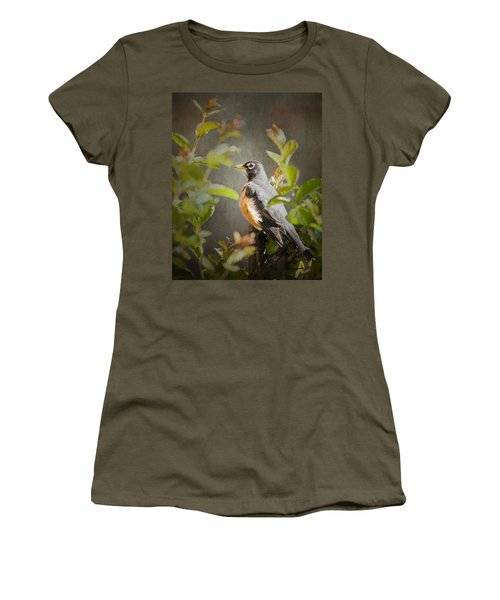 Spring Robin Women's T-Shirt
