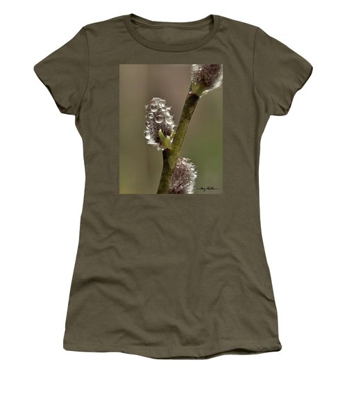 Spring Showers Women's T-Shirt (Athletic Fit)