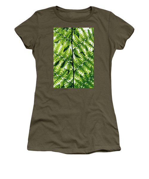 Spring Symmetry Women's T-Shirt